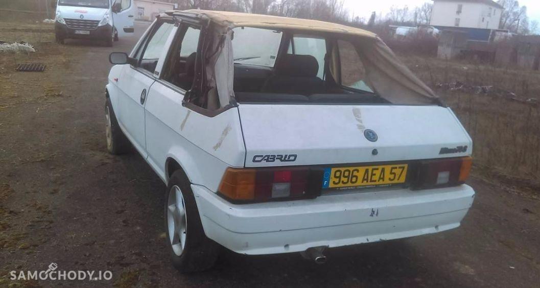 Fiat Ritmo kabriolet, klasyk , 1985 r. 2