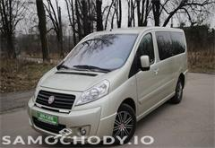 fiat scudo 9-osobowy 2.0 diesel 120km long