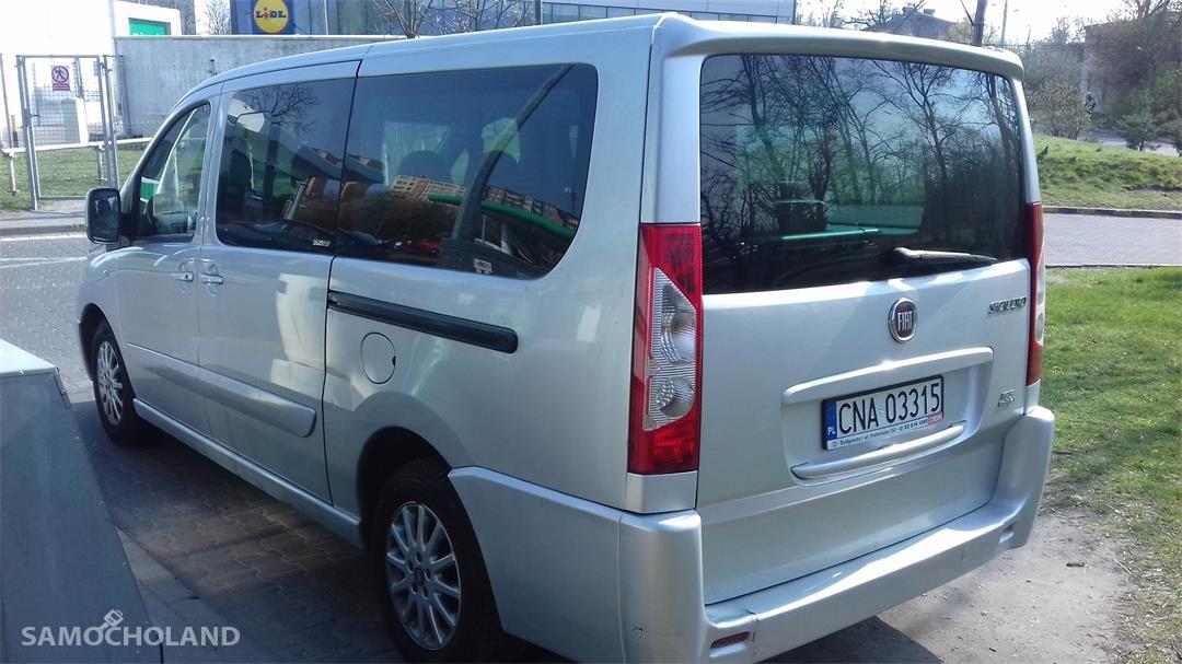 Fiat Scudo Panorama Karoseria typu LONG 7