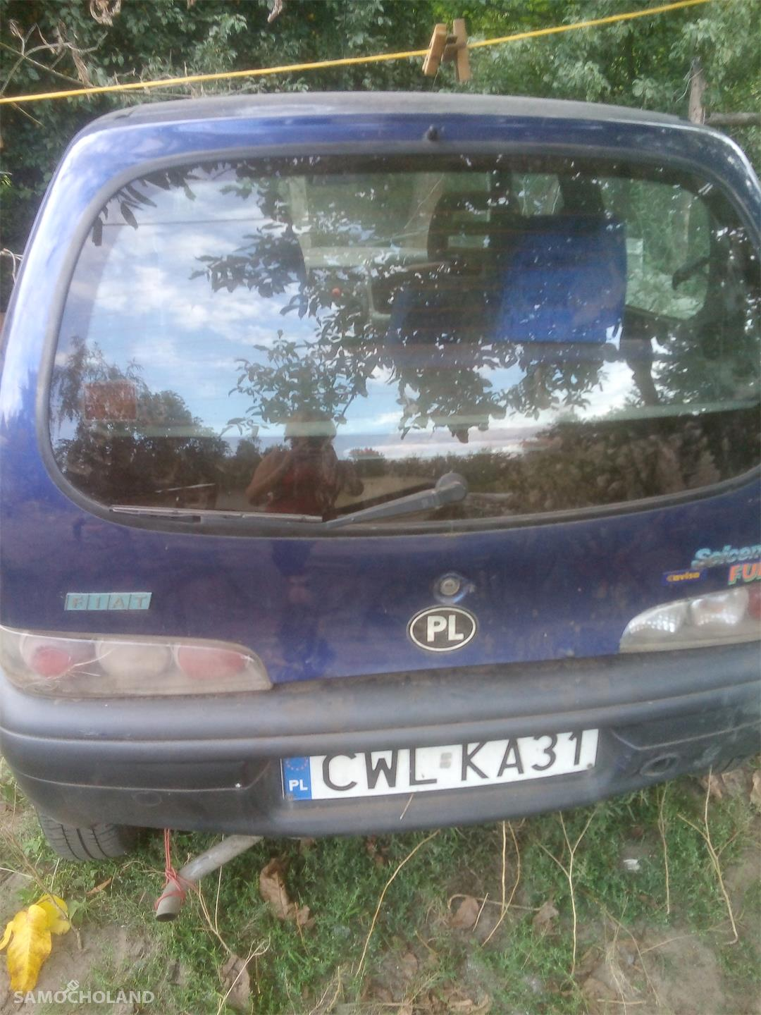 Fiat Seicento Fiat Seicento YOUNG 899 22