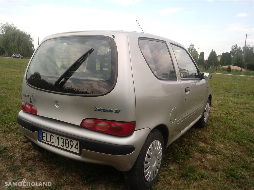 Fiat Seicento Fiat Seicento zadbany 4