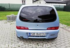 fiat seicento Fiat Seicento Seicento Abarth 1.1 ,2001 , 105k , STAN IDEAŁ !