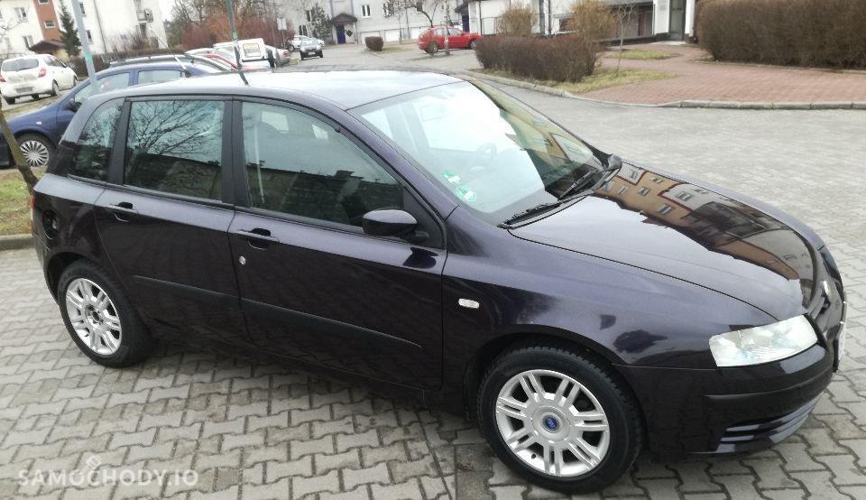 Fiat Stilo 1.6 benzyna Dobre wyposażenie Śliczny Warto 1