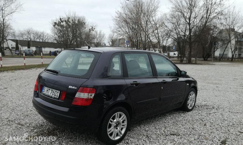 Fiat Stilo 1.6 benzyna Dobre wyposażenie Śliczny Warto 2