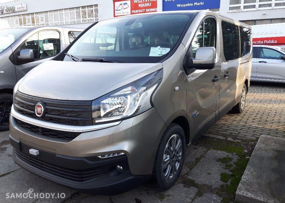 Fiat Talento nowy , turbo , minibus 1