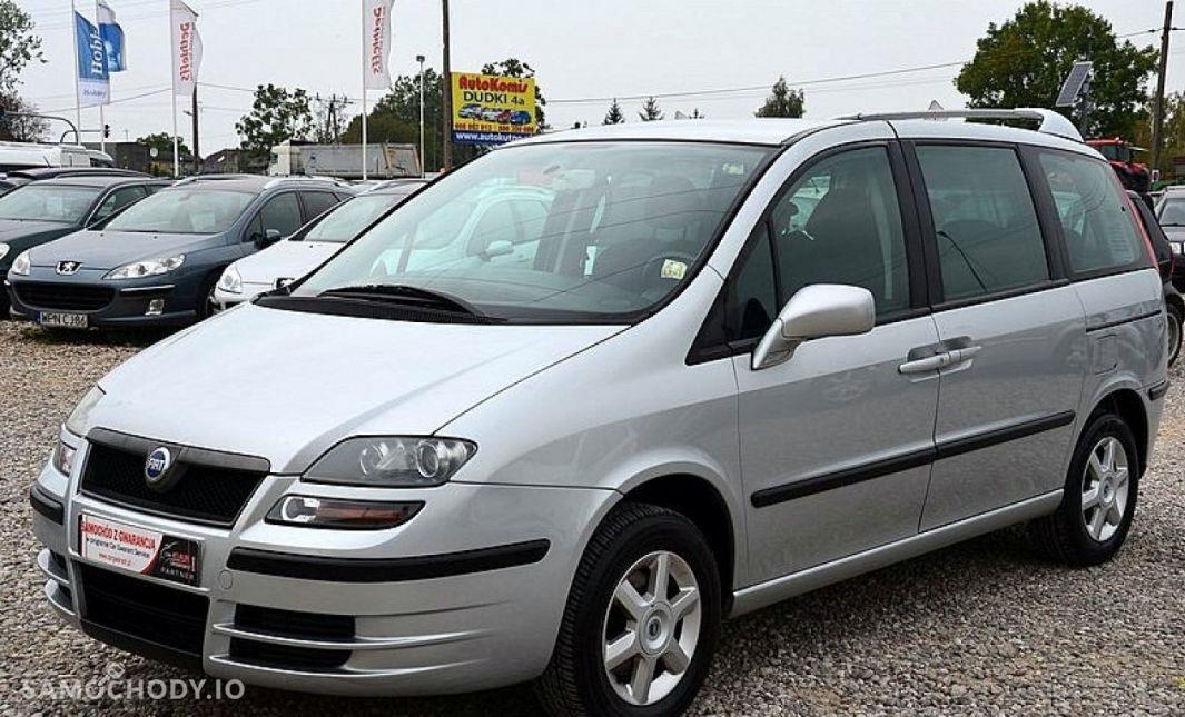 Fiat Ulysse 7-osobowy , 2.0 , full wyposażenie 1