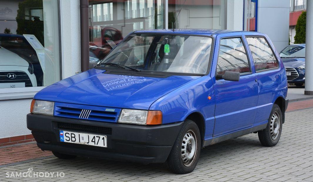 Fiat Uno II (1989-) hak , pierwszy właściciel , krajowy 1