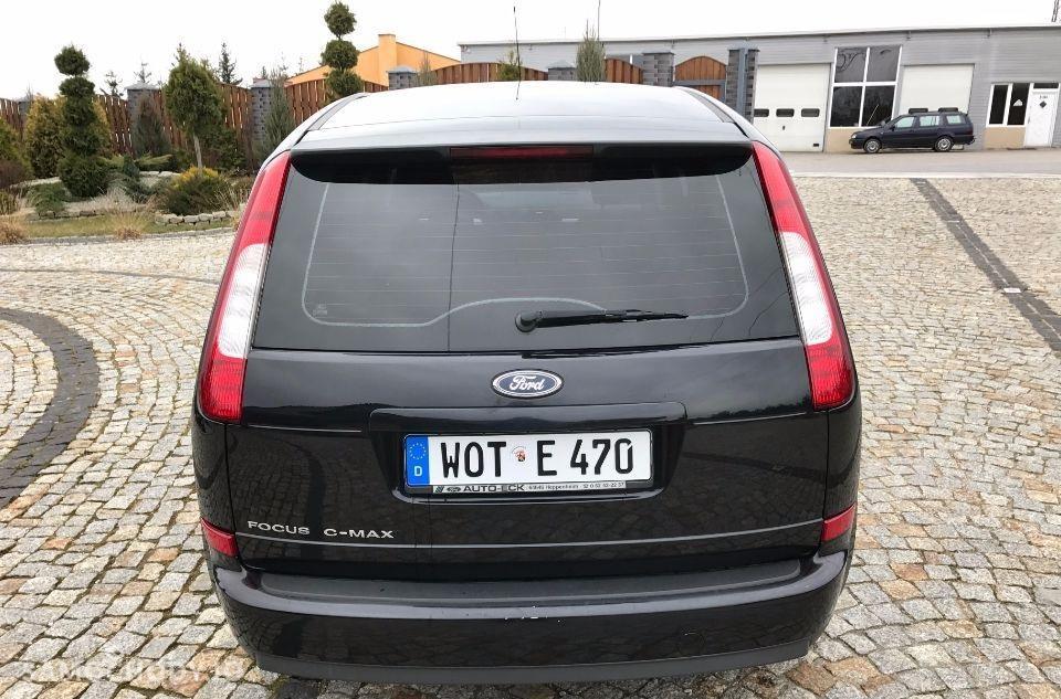 Ford C-MAX I (2003-2010) Klima Radio Rolety 1.6 benz + LPG 1
