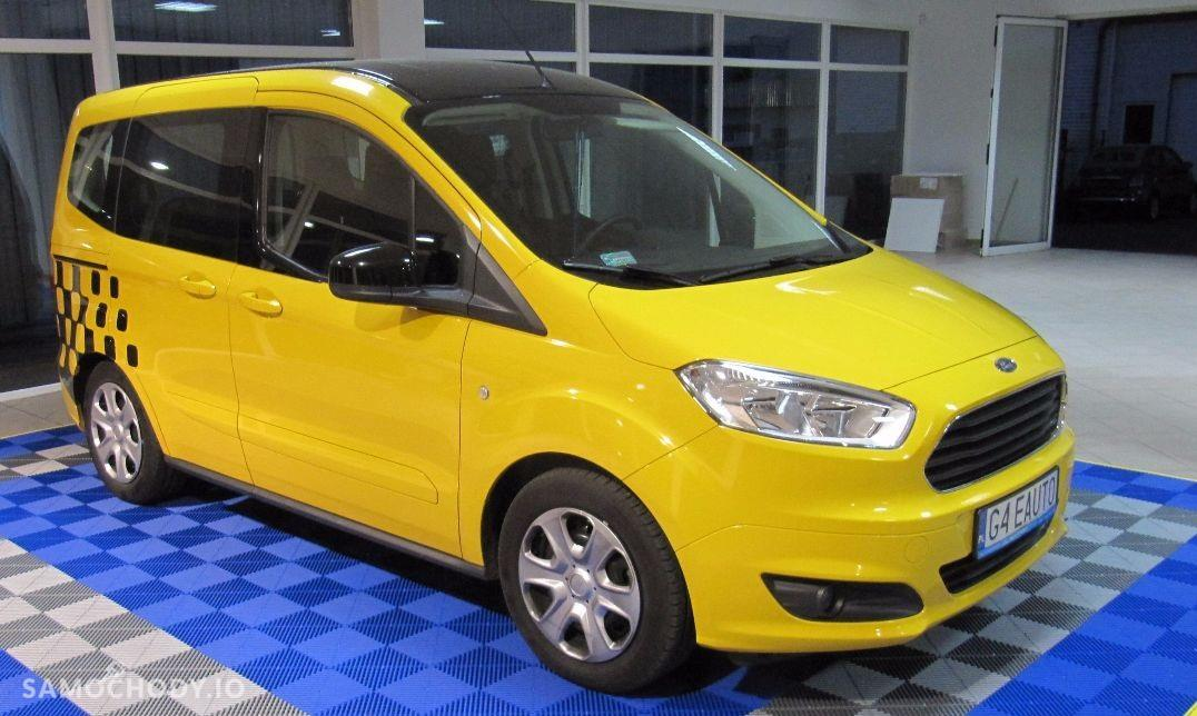 Ford Courier +LPG , nowy , minivan 1