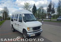 ford econoline 8-osobowy , 240 km , + lpg
