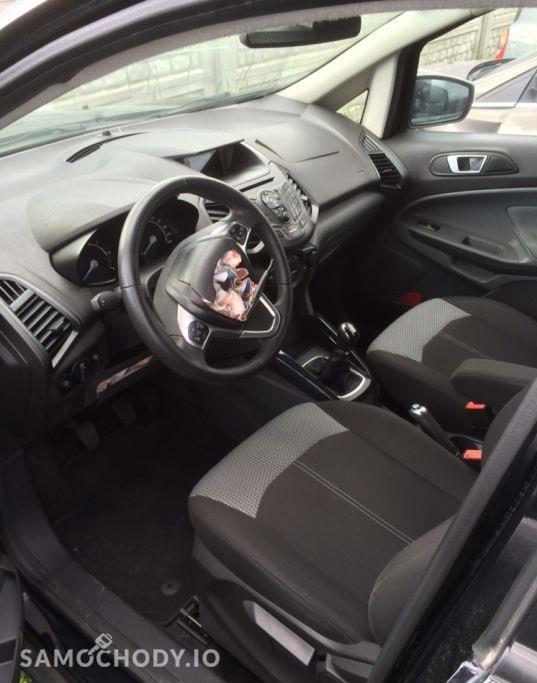 Ford EcoSport 90 KM , FULL WYPOSAŻENIE , Serwisowany  2