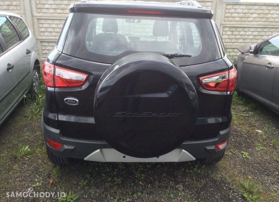 Ford EcoSport 90 KM , FULL WYPOSAŻENIE , Serwisowany  4