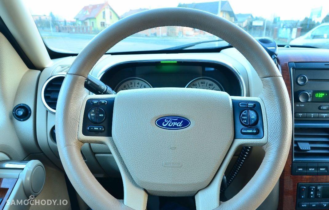 Ford Explorer 292 KM , 4x4 , full wyposażenie , + LPG  4