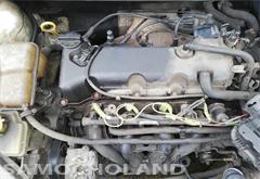 ford Ford Fiesta Mk6 (2002-2008) Fofd fiesta 13i mk6 części