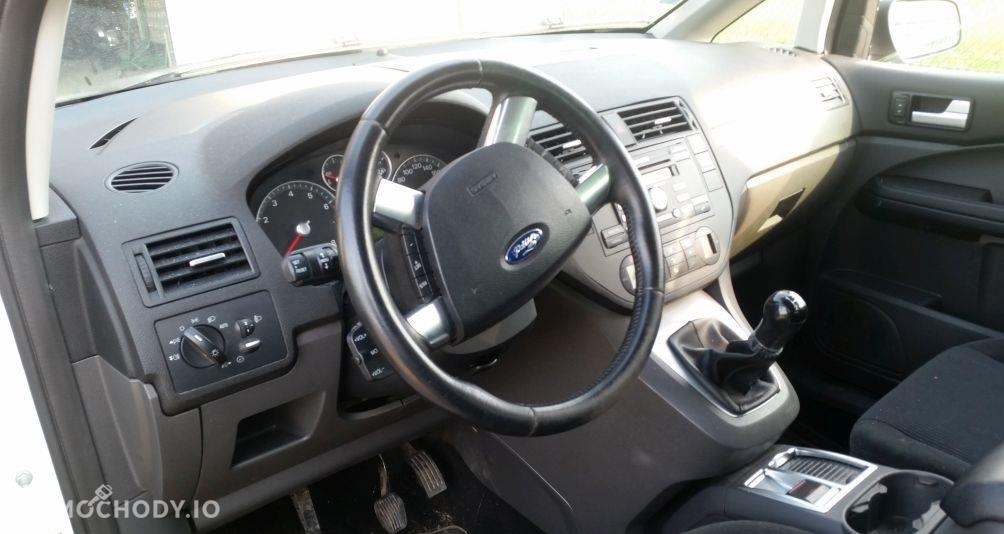 Ford Focus C-Max KLIMA , PRZYCIEMNIANE SZYBY , TEMPOMAT 4
