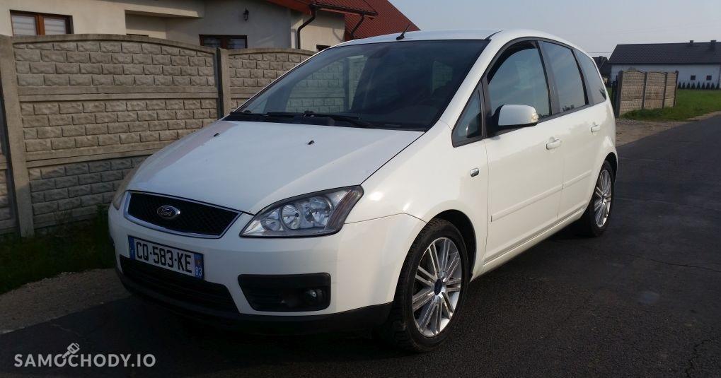 Ford Focus C-Max KLIMA , PRZYCIEMNIANE SZYBY , TEMPOMAT 1
