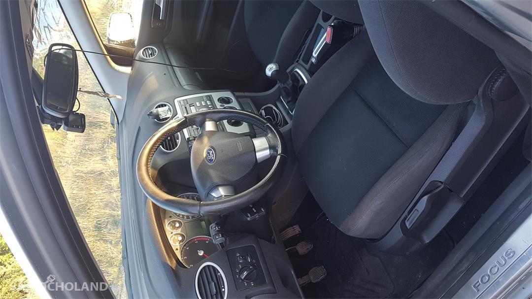 Ford Focus Mk2 (2004-2011) Auto sprawne w 100%, mały przebieg, nowy akumulator, opłaty do grudnia 2019,  1