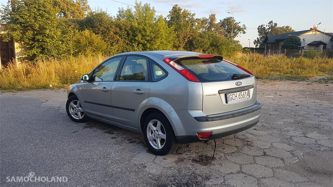 Ford Focus Mk2 (2004-2011) Auto sprawne w 100%, mały przebieg, nowy akumulator, opłaty do grudnia 2019,  11