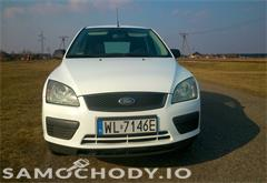 ford z województwa mazowieckie Ford Focus Mk2 (2004-2011) Ford Focus II hatchback klimatyzacja 1,4 LPG