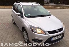 ford z województwa śląskie Ford Focus Mk2 (2004-2011) Super Stan bogate wyposażenie 1.6