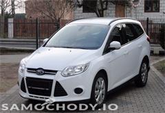 z miasta sulęcin Ford Focus Mk3 (2010-) 1.6 95KM NAVI, Full serwis, 155 tys km - udokumentowany, Start Stop