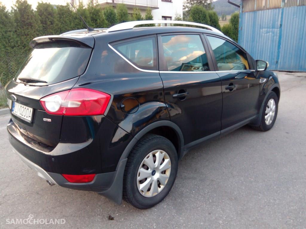 Ford Kuga I (2008-2012) Pierwszy właściel, kupiony w Polsce, bezwypadkowy 11