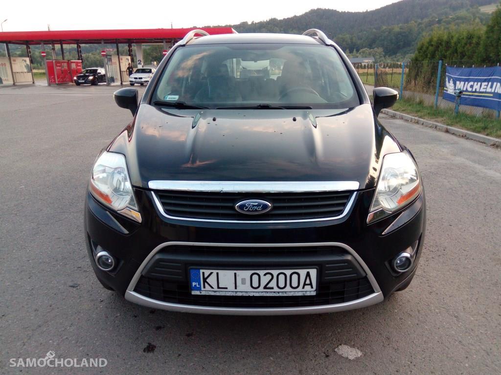 Ford Kuga I (2008-2012) Pierwszy właściel, kupiony w Polsce, bezwypadkowy 22