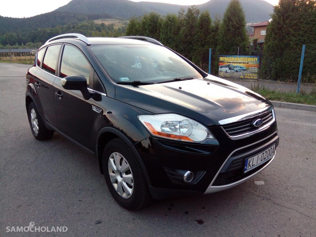 Ford Kuga I (2008-2012) Pierwszy właściel, kupiony w Polsce, bezwypadkowy 7