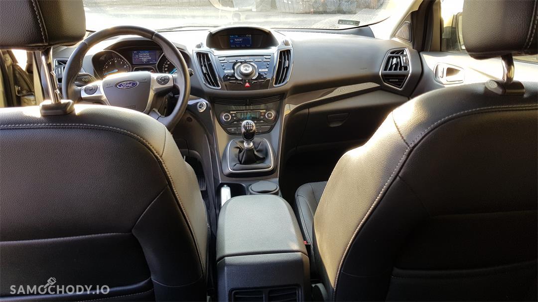 Ford Kuga II (2012-)  1.6 ecoboost benzyna Titanium,salonowy, bezwypadkowy,zadbany,mały przebieg, pierwszy właściciel. Polecam! 16