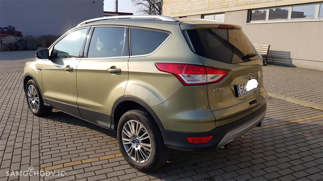 Ford Kuga II (2012-)  1.6 ecoboost benzyna Titanium,salonowy, bezwypadkowy,zadbany,mały przebieg, pierwszy właściciel. Polecam! 22