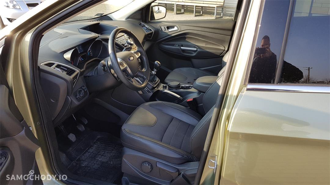 Ford Kuga II (2012-)  1.6 ecoboost benzyna Titanium,salonowy, bezwypadkowy,zadbany,mały przebieg, pierwszy właściciel. Polecam! 4