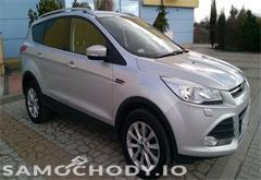 ford z województwa podkarpackie Ford Kuga II (2012-) Hak klima GPS 2015r. skóra