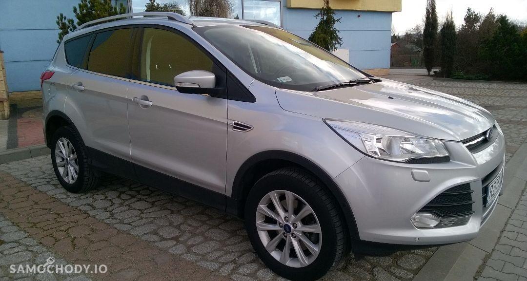Ford Kuga II (2012-) Hak klima GPS 2015r. skóra 1