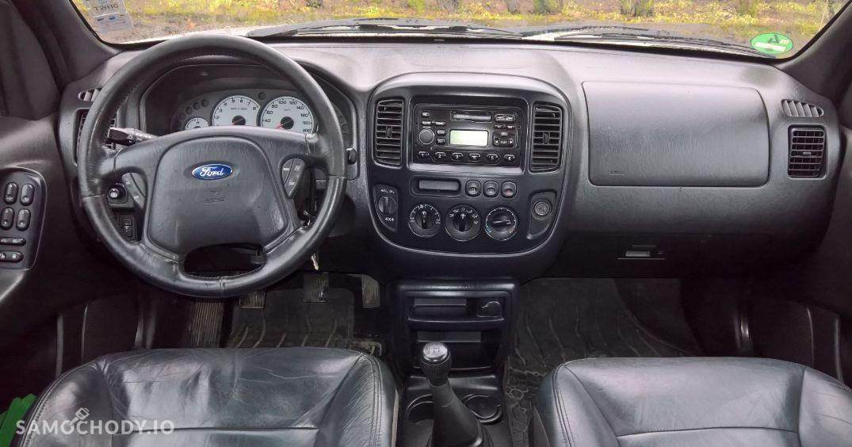 Ford Maverick bezwypadkowy , benzyna , 4x4  , skóra 4