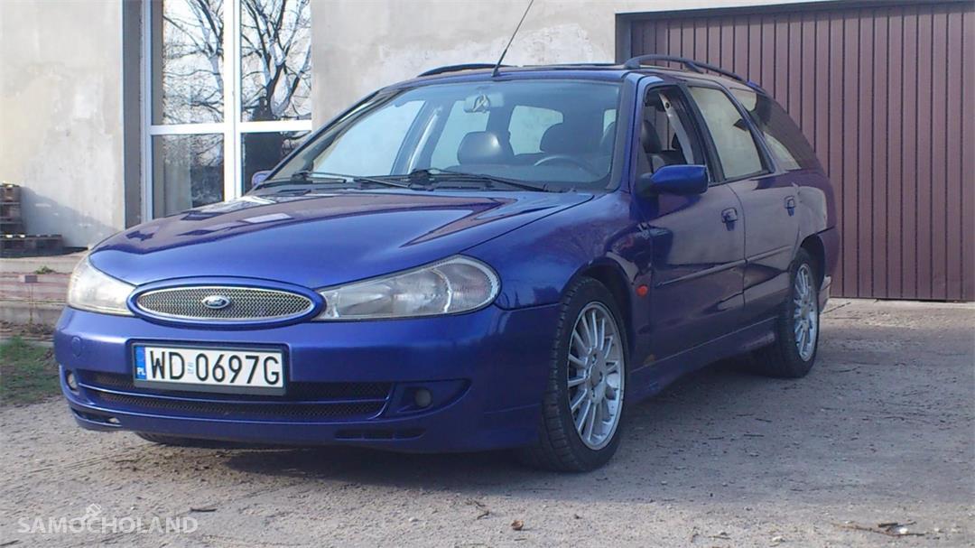 Ford Mondeo Mk2 (1996-2000) Ford Mondeo ST200, potencjalny youngtimer 4