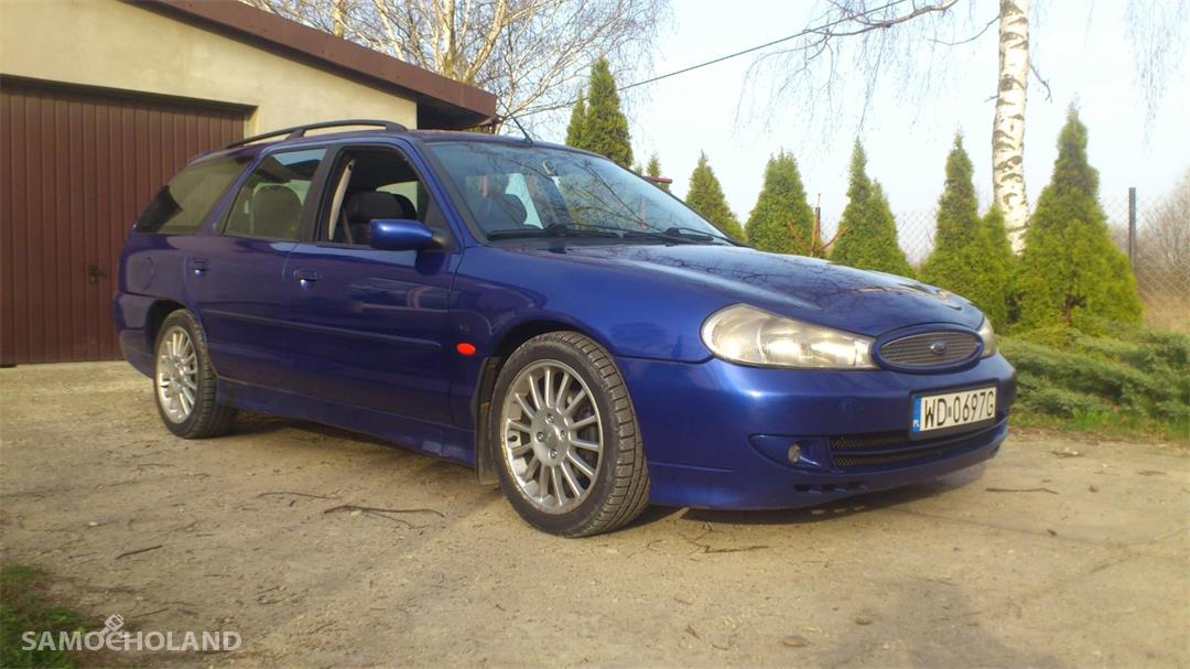 Ford Mondeo Mk2 (1996-2000) Ford Mondeo ST200, potencjalny youngtimer 1