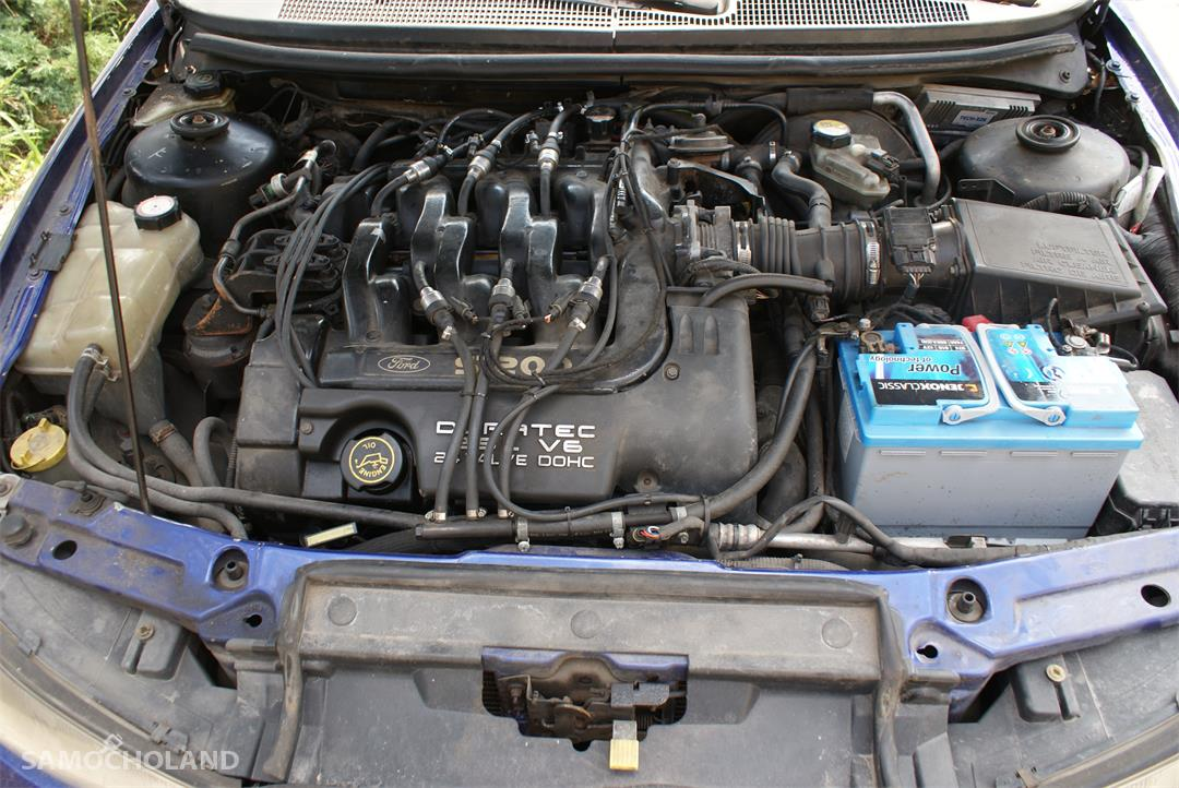 Ford Mondeo Mk2 (1996-2000) Ford Mondeo ST200, potencjalny youngtimer 46