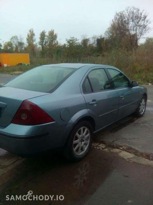 Ford Mondeo Mk3 (2000-2006)  7