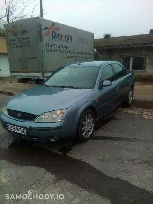 Ford Mondeo Mk3 (2000-2006)  1