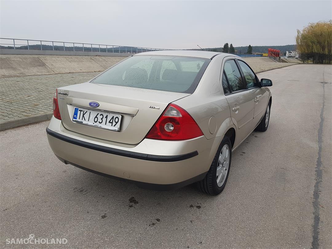 Ford Mondeo Mk3 (2000-2006) 2.0 TDCI 115KM sedan 2004r.  29