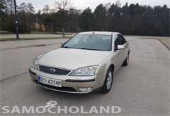samochody osobowe Ford Mondeo Mk3 (2000-2006) 2.0 TDCI 115KM sedan 2004r.