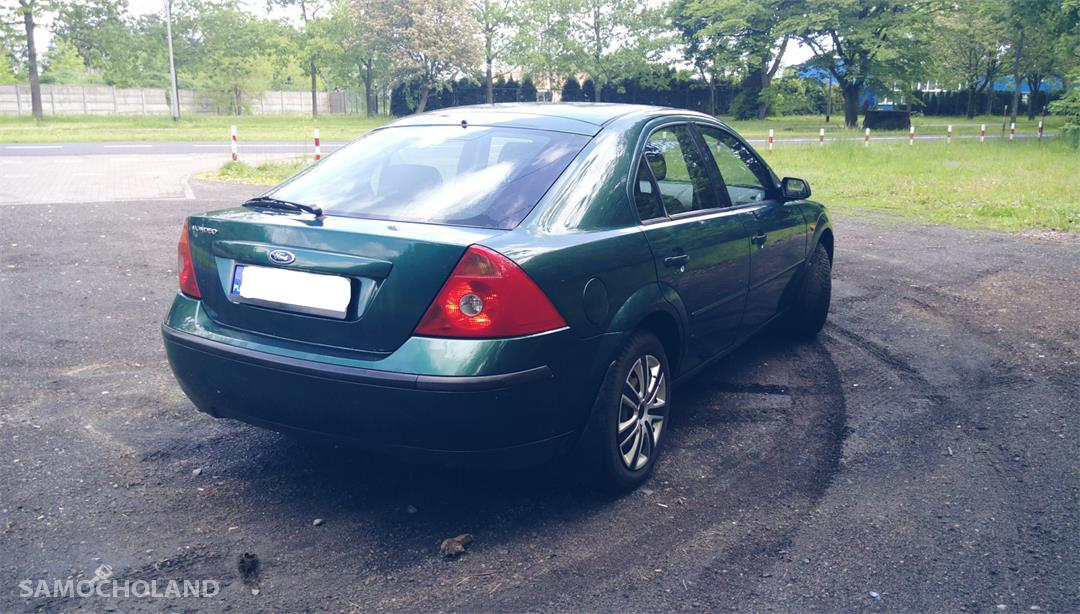 ford Ford Mondeo Mk3 (2000-2006) Ford Mondeo MK3 2.0 DURATEC benzyna+LPG AUTOMAT
