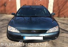 ford mondeo mk3 (2000-2006) Ford Mondeo Mk3 (2000-2006) Ford Mondeo MK3 GHIA 2002 kombi 2.0TDCi 130KM Serwisowany