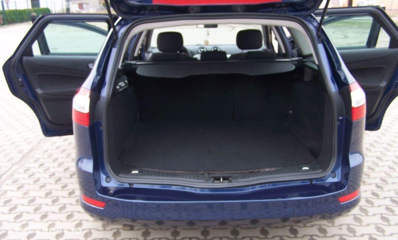 Ford Mondeo Mk4 (2007-2014) tempomat,klimatyzacja dwustrefowa,czujniki parkowania 2