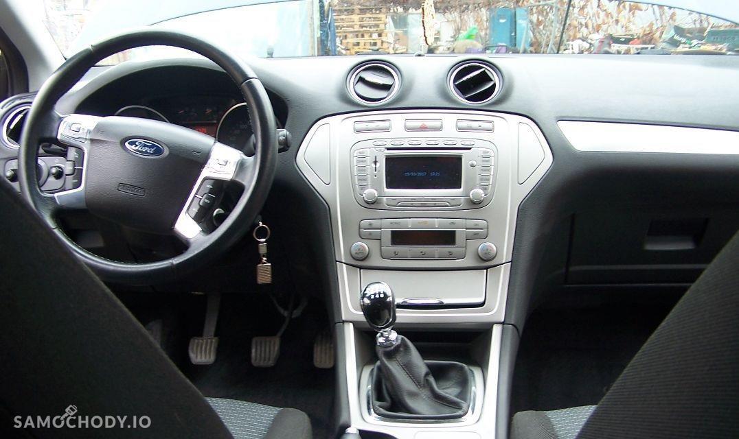 Ford Mondeo Mk4 (2007-2014) tempomat,klimatyzacja dwustrefowa,czujniki parkowania 4