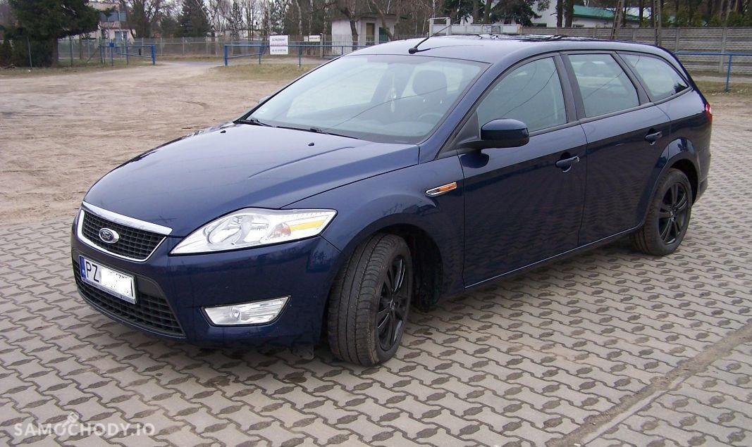 Ford Mondeo Mk4 (2007-2014) tempomat,klimatyzacja dwustrefowa,czujniki parkowania 1