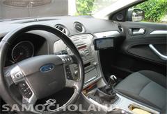 z miasta milicz Ford Mondeo Mk4 (2007-2014) ciemny grafit, bezwypadkowy, zadbany (garażowany)