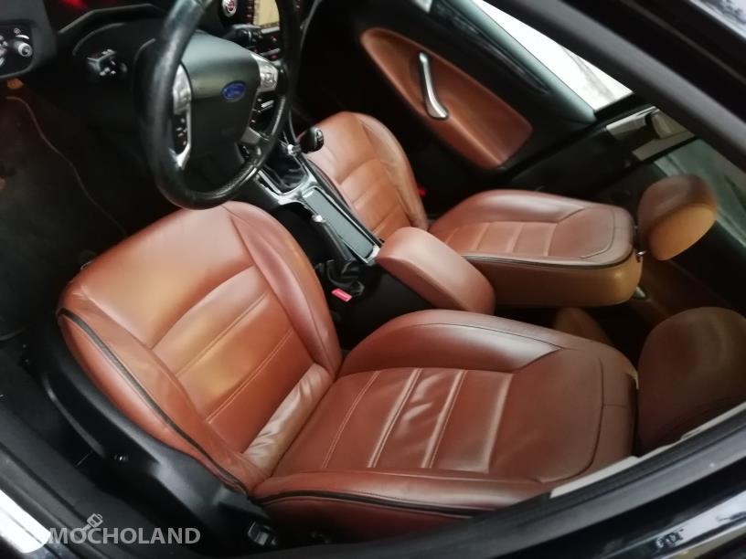 Ford Mondeo Mk4 (2007-2014) Polecam zadbane Mondeo GIA -piękna ruda skóra 11