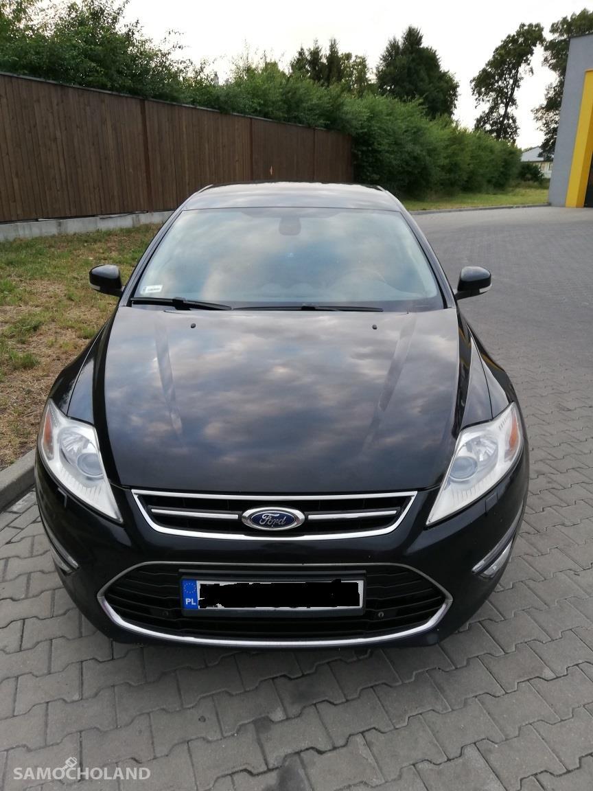 Ford Mondeo Mk4 (2007-2014) Polecam zadbane Mondeo GIA -piękna ruda skóra 7