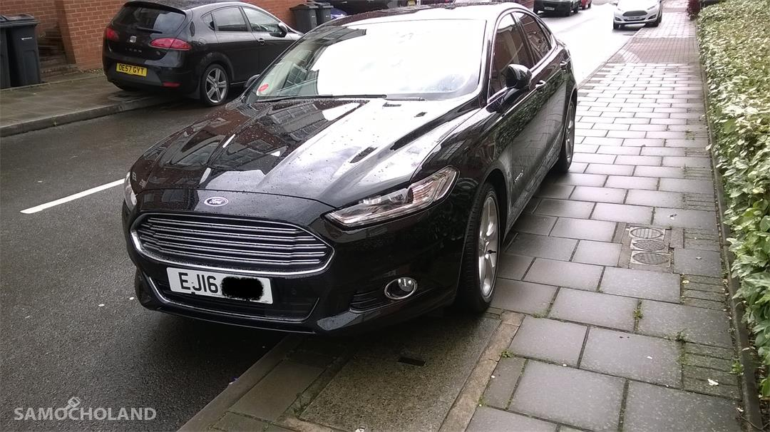 Ford Mondeo Mk5 (2014-)  2